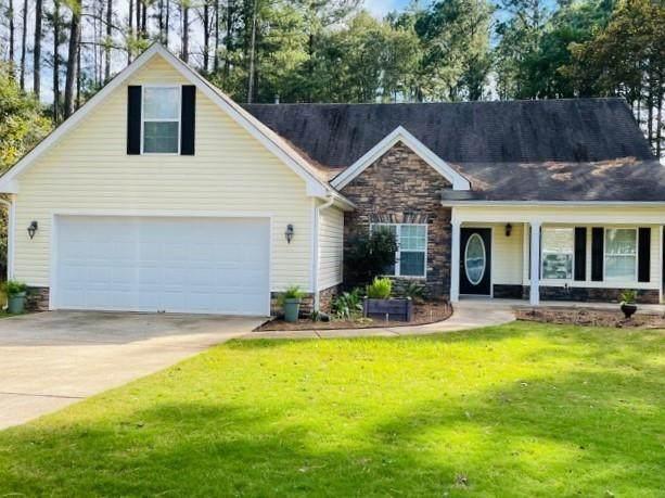 318 Richmond Drive, Social Circle, GA 30025 (MLS #6960326) :: North Atlanta Home Team