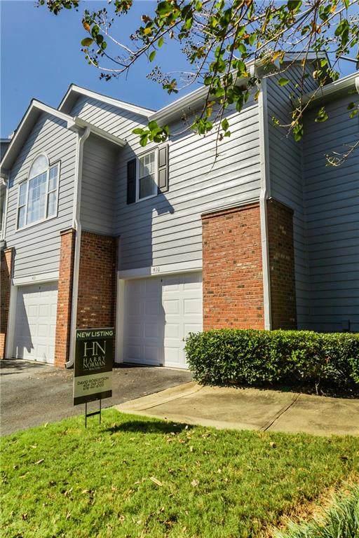 410 Vinings Forest Circle SE, Smyrna, GA 30080 (MLS #6960585) :: Virtual Properties Realty