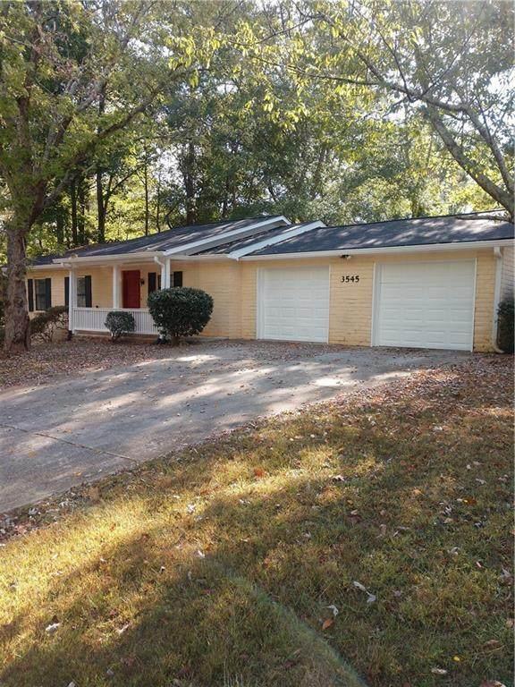 3545 Jackson Drive, Decatur, GA 30032 (MLS #6960593) :: North Atlanta Home Team