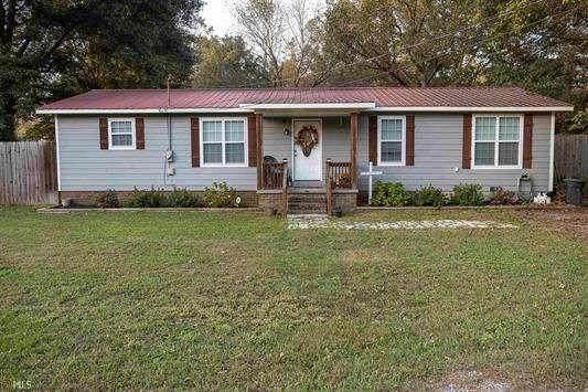 3874 Dews Pond Road SE, Calhoun, GA 30701 (MLS #6960664) :: Maria Sims Group