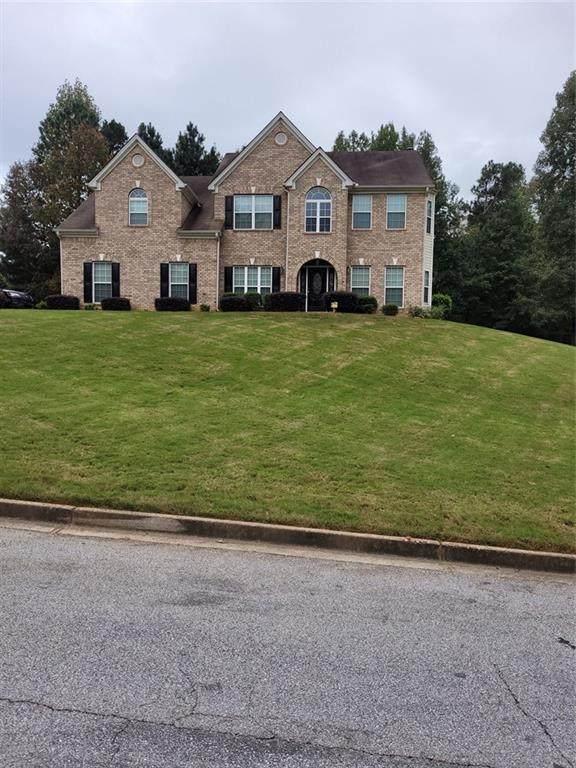 35 Providence, Covington, GA 30016 (MLS #6960867) :: North Atlanta Home Team