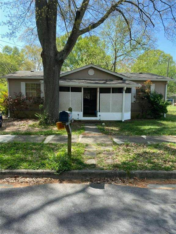 43 1/2 Ash Street NE, Rome, GA 30161 (MLS #6961040) :: No Place Like Home Georgialina