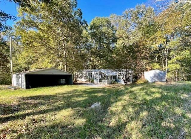 2516 Holders Siding Road, Jefferson, GA 30549 (MLS #6961150) :: Rock River Realty