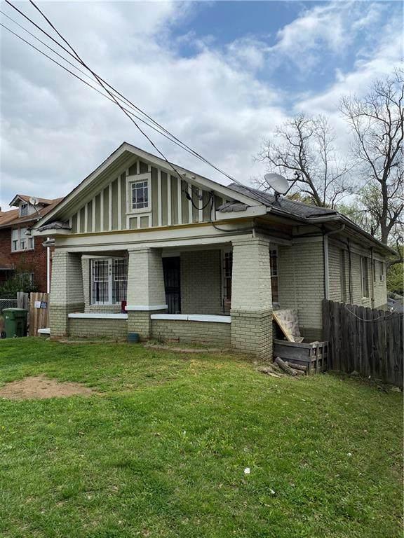 690 Cascade Avenue SW, Atlanta, GA 30310 (MLS #6961335) :: Dillard and Company Realty Group