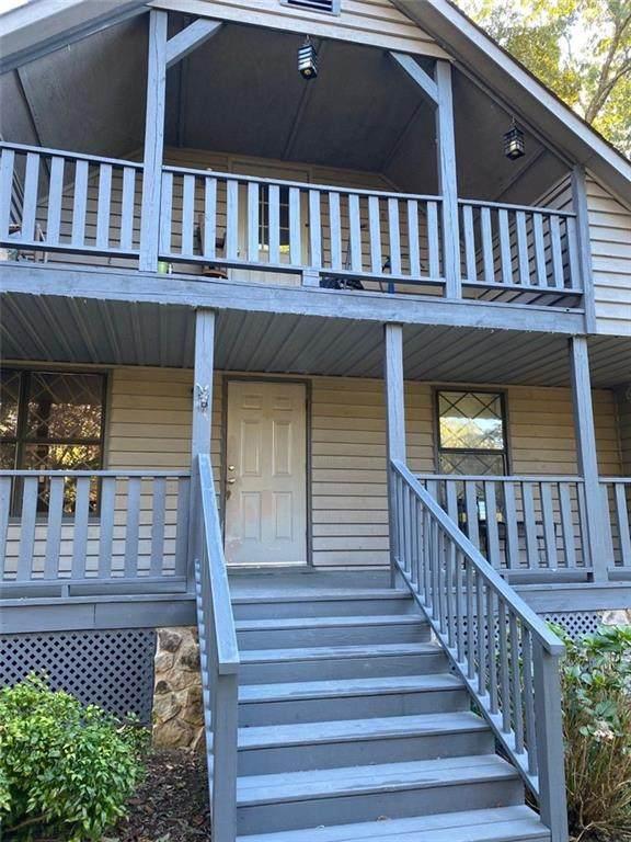 266 Pony Lake Lane, Dahlonega, GA 30533 (MLS #6961440) :: HergGroup Atlanta