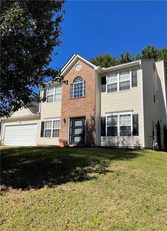 297 Waveland Terrace, Atlanta, GA 30349 (MLS #6961599) :: Path & Post Real Estate