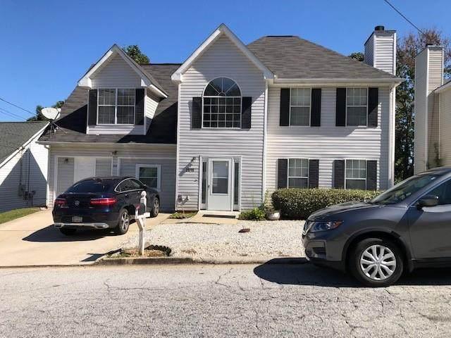 5618 Wellborn Creek Drive, Lithonia, GA 30058 (MLS #6961738) :: The Gurley Team