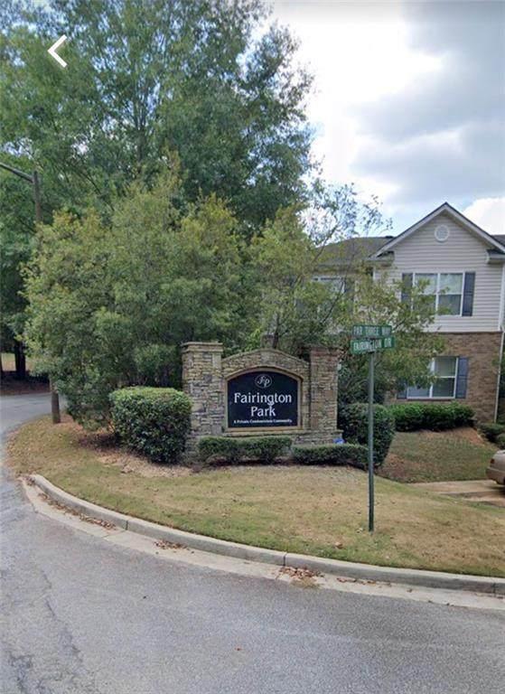 1101 Par Three Way, Lithonia, GA 30038 (MLS #6961813) :: Path & Post Real Estate