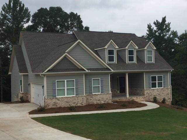 4431 Barefoot Run, Gainesville, GA 30506 (MLS #6962091) :: No Place Like Home Georgialina