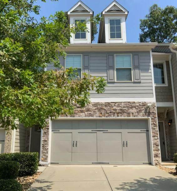 1657 Paxton Drive SW, Lilburn, GA 30047 (MLS #6962133) :: Todd Lemoine Team
