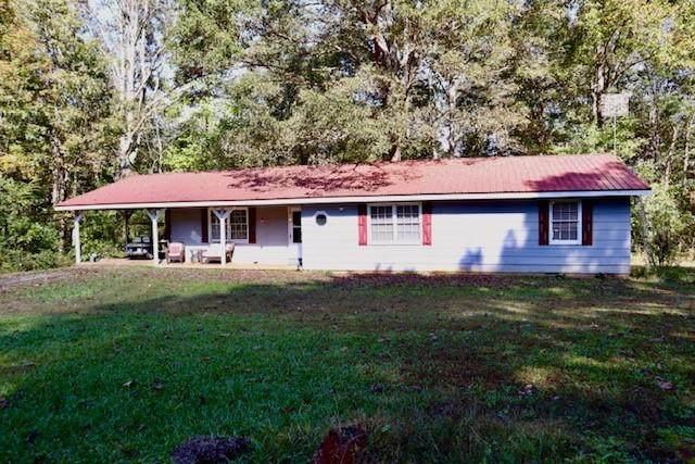 13168 E Cherokee Drive, Ball Ground, GA 30107 (MLS #6962286) :: North Atlanta Home Team