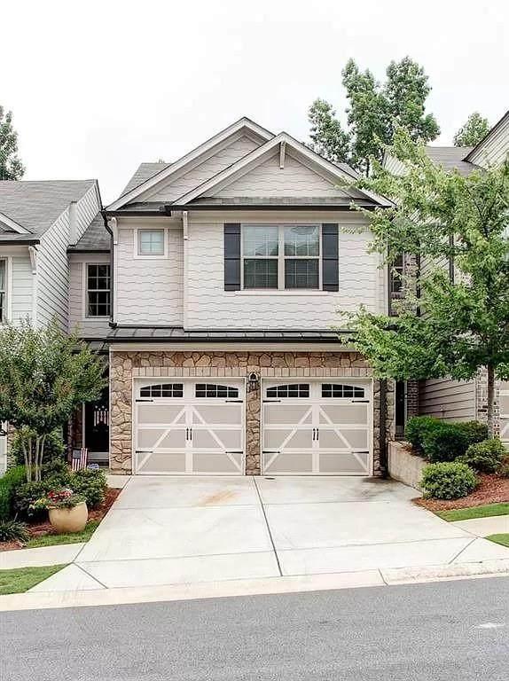 412 New Park Drive, Woodstock, GA 30188 (MLS #6962413) :: North Atlanta Home Team