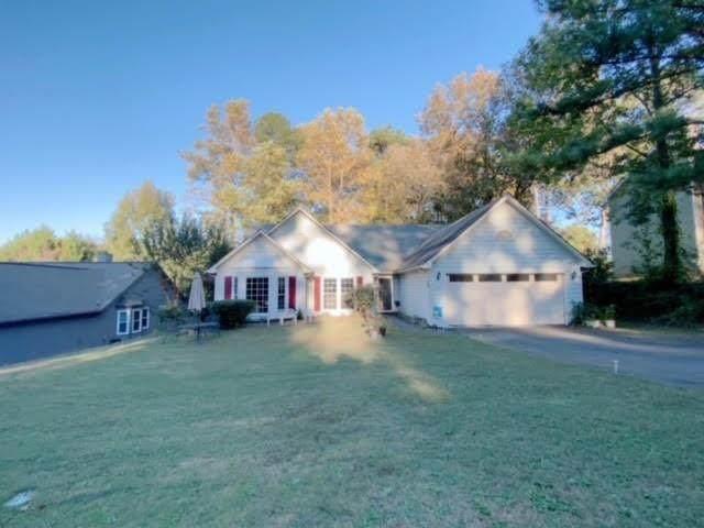 510 Ringtail Drive, Lawrenceville, GA 30044 (MLS #6962757) :: Evolve Property Group