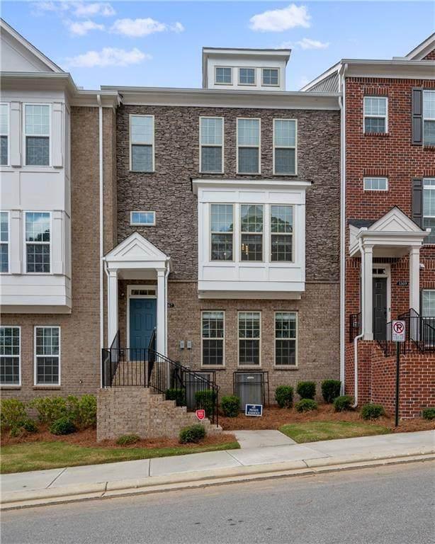 1167 Millennium Park Road, Decatur, GA 30033 (MLS #6962875) :: Tonda Booker Real Estate Sales