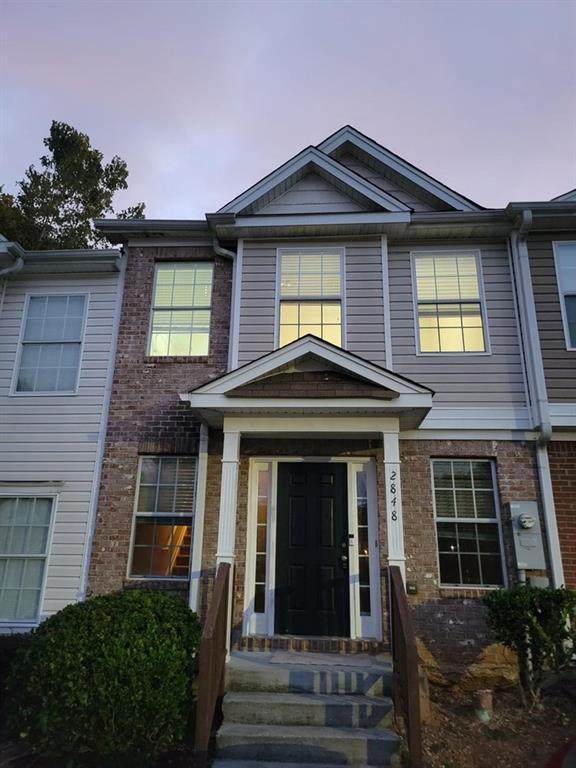 2848 Vining Ridge Terrace #2848, Decatur, GA 30034 (MLS #6963160) :: North Atlanta Home Team