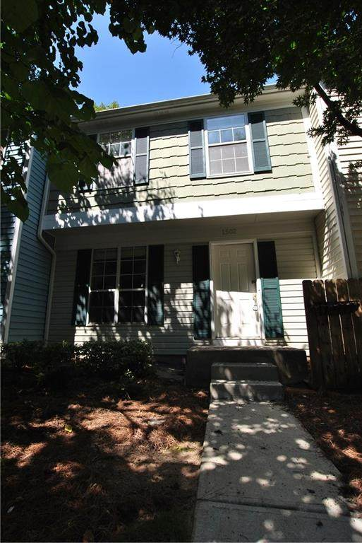 1502 Queen Anne Court, Sandy Springs, GA 30350 (MLS #6963330) :: Tonda Booker Real Estate Sales