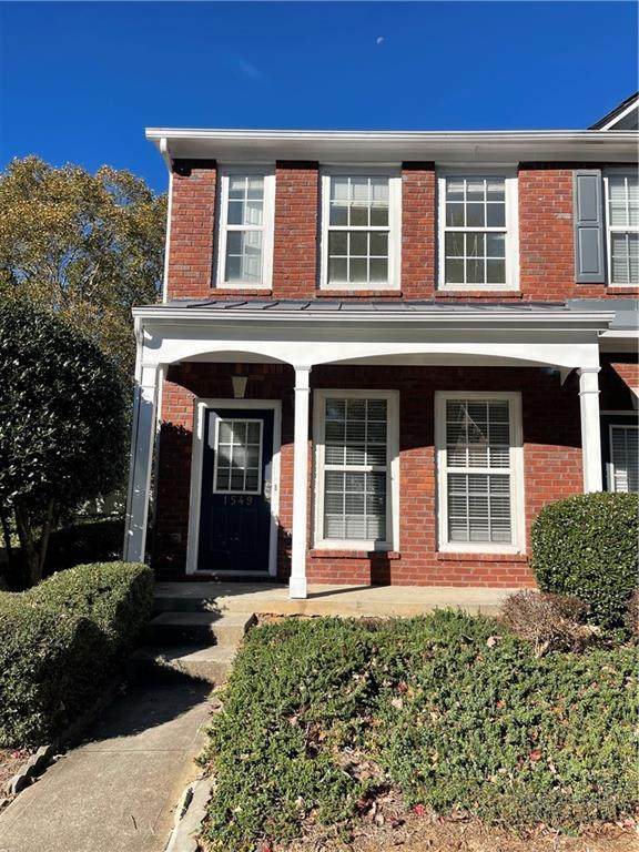 1549 Cove Creek Cir, Norcross, GA 30093 (MLS #6963426) :: Tonda Booker Real Estate Sales