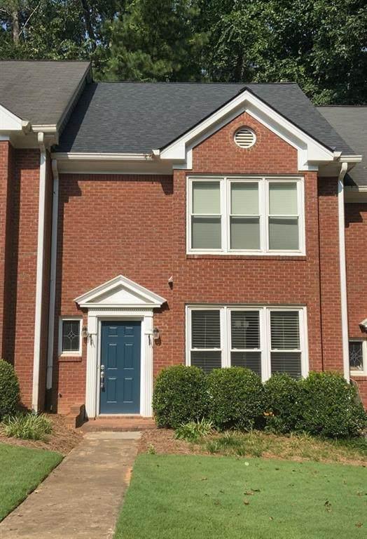 7950 Colquitt Road B3, Atlanta, GA 30350 (MLS #6963523) :: Tonda Booker Real Estate Sales