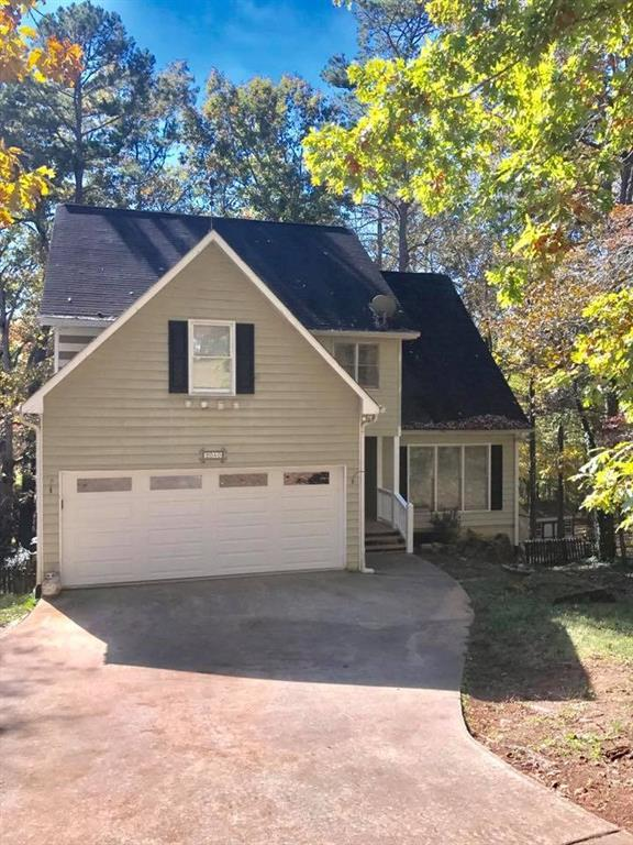 2050 Laurel Cove, Ball Ground, GA 30107 (MLS #6096335) :: North Atlanta Home Team