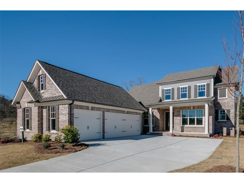 5771 Autumn Flame Drive, Braselton, GA 30517 (MLS #5584909) :: North Atlanta Home Team