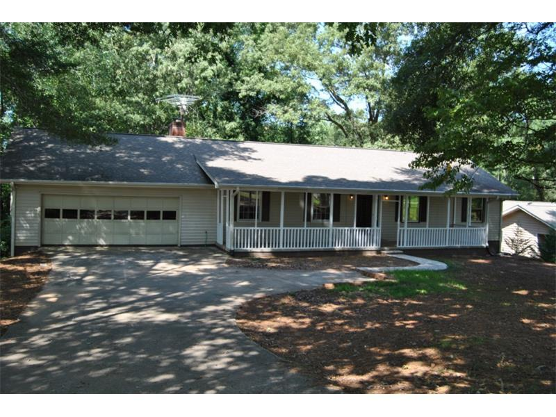 2854 Old Flowery Branch Road, Gainesville, GA 30504 (MLS #5590299) :: North Atlanta Home Team