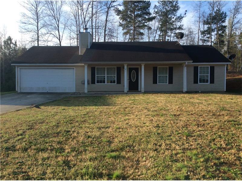 7 Chelsea Lane, Grantville, GA 30220 (MLS #5594010) :: North Atlanta Home Team