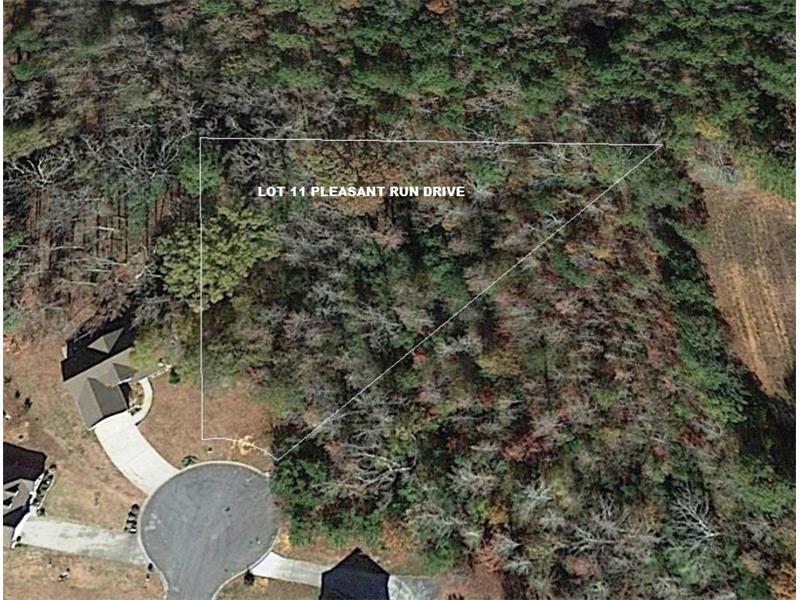 11 Pleasant Run Drive, Adairsville, GA 30103 (MLS #5601503) :: North Atlanta Home Team