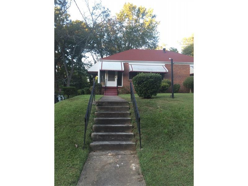 1761 Tiger Flowers Drive NW, Atlanta, GA 30314 (MLS #5602546) :: North Atlanta Home Team