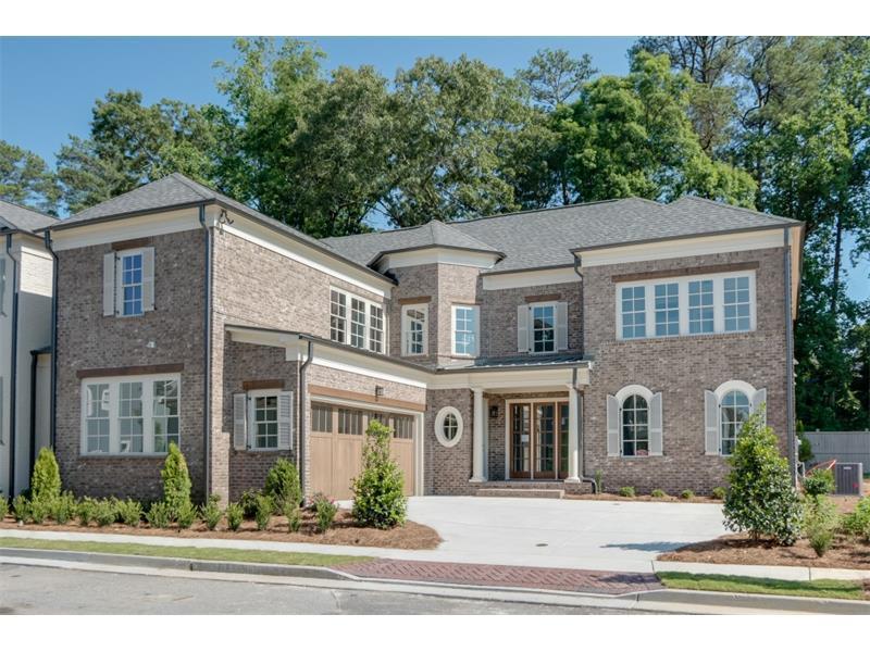 1831 Kent Avenue #12, Dunwoody, GA 30338 (MLS #5612442) :: North Atlanta Home Team