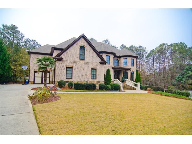 4092 Oak Forest Circle, Marietta, GA 30062 (MLS #5622978) :: North Atlanta Home Team