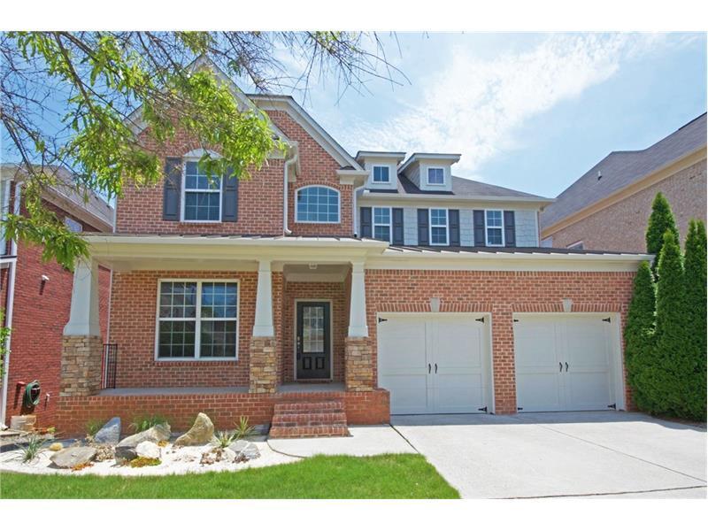 2911 Royston Drive, Duluth, GA 30097 (MLS #5624658) :: North Atlanta Home Team