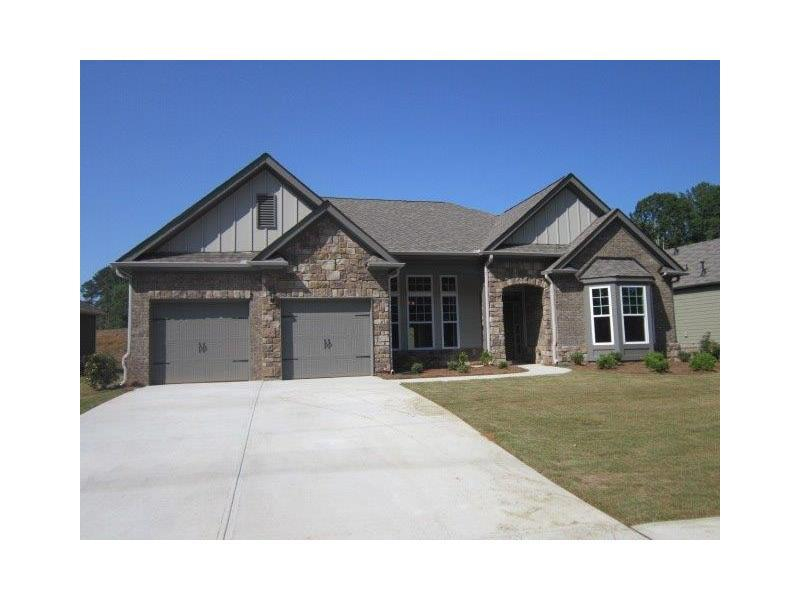6730 Bransford Drive, Cumming, GA 30040 (MLS #5630046) :: North Atlanta Home Team