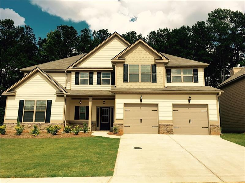 109 Oak Hollow Way, Dallas, GA 30157 (MLS #5643348) :: North Atlanta Home Team