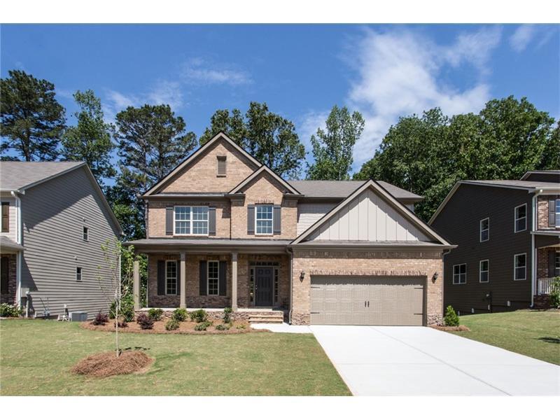 4309 Amberleaf Walk, Lilburn, GA 30047 (MLS #5644865) :: North Atlanta Home Team