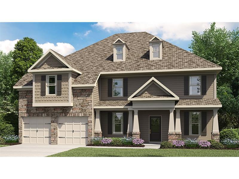 1204 Corkwood Circle, Mcdonough, GA 30252 (MLS #5649640) :: North Atlanta Home Team