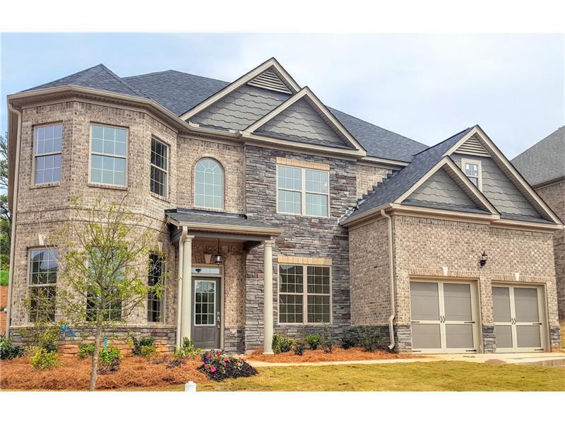 4589 Lake Falls Drive, Buford, GA 30519 (MLS #5653730) :: North Atlanta Home Team