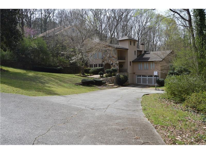 1464 Pebble Creek Road, Marietta, GA 30067 (MLS #5658749) :: North Atlanta Home Team
