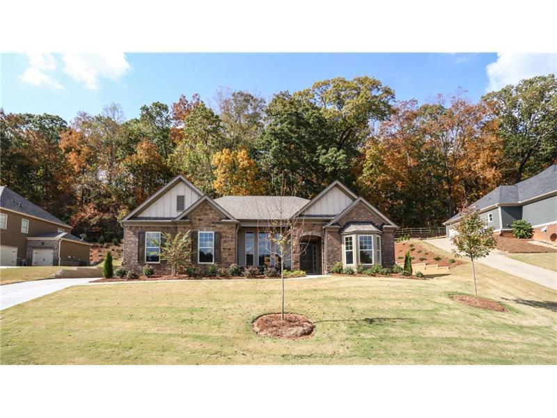 408 Waters Lake Trail, Woodstock, GA 30188 (MLS #5665033) :: North Atlanta Home Team