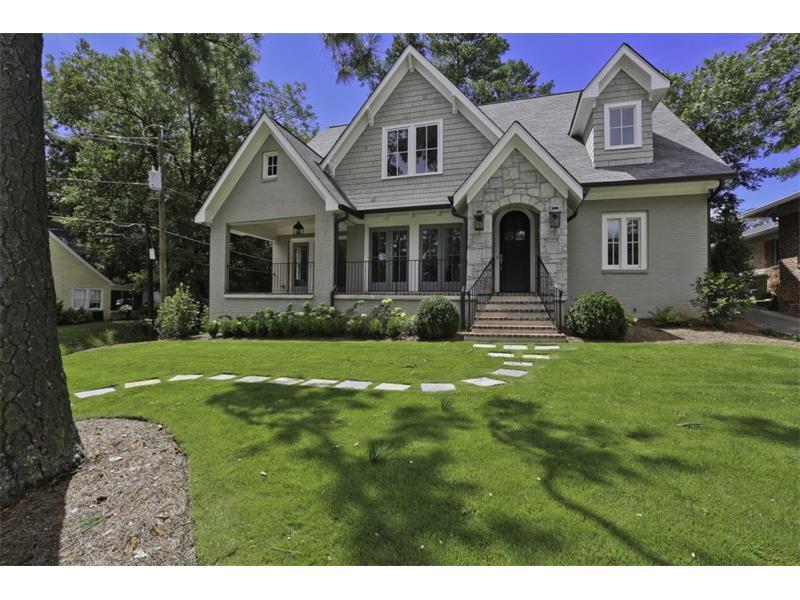 733 Sherwood Road NE, Atlanta, GA 30324 (MLS #5665613) :: North Atlanta Home Team