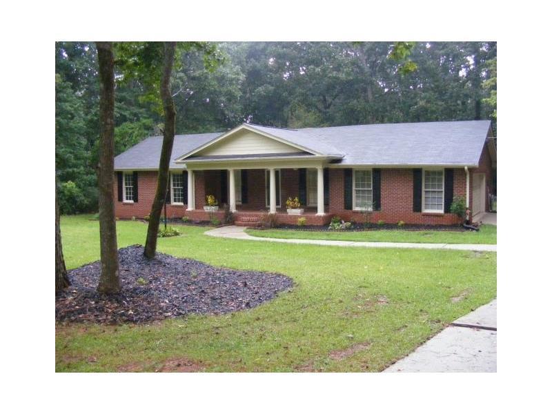 25 Spivey Chase Lane, Jonesboro, GA 30236 (MLS #5666591) :: North Atlanta Home Team