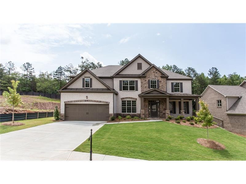 4071 Secret Shoals Way, Buford, GA 30518 (MLS #5671847) :: North Atlanta Home Team