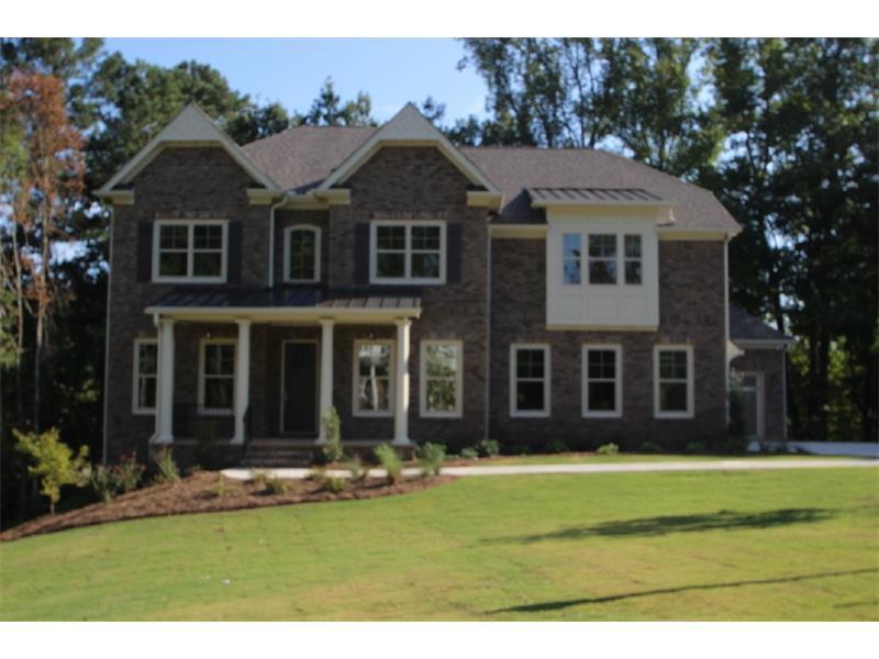 3535 Taylor Lane, Milton, GA 30004 (MLS #5672856) :: North Atlanta Home Team