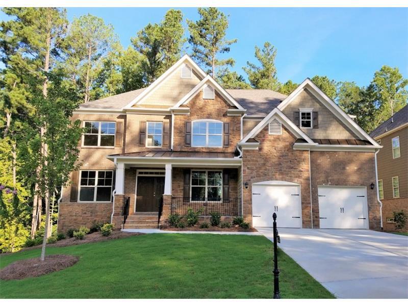 5438 Heatherbrooke Drive, Acworth, GA 30101 (MLS #5675973) :: North Atlanta Home Team