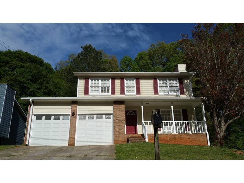 1268 Autumn Hill Lane, Stone Mountain, GA 30083 (MLS #5677713) :: North Atlanta Home Team