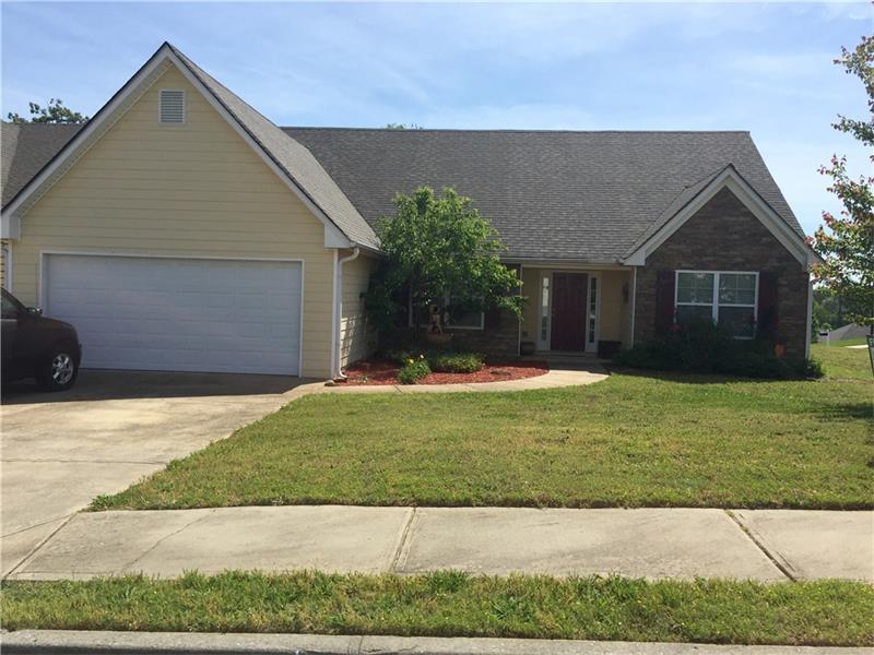 35 Chimney Springs Drive SW, Cartersville, GA 30120 (MLS #5679372) :: North Atlanta Home Team