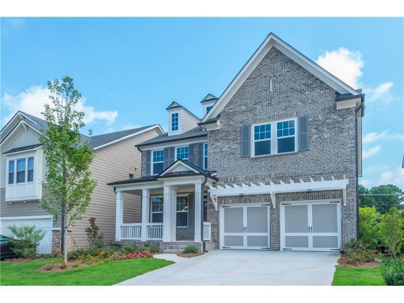 111 Marlow Drive, Woodstock, GA 30188 (MLS #5681537) :: North Atlanta Home Team