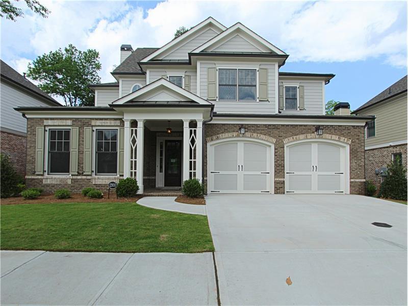 12900 Cogburn Overlook, Alpharetta, GA 30004 (MLS #5685858) :: North Atlanta Home Team