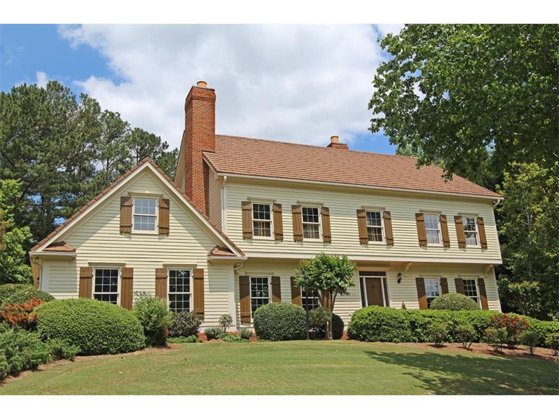 4080 Merriweather Woods, Alpharetta, GA 30022 (MLS #5686743) :: North Atlanta Home Team