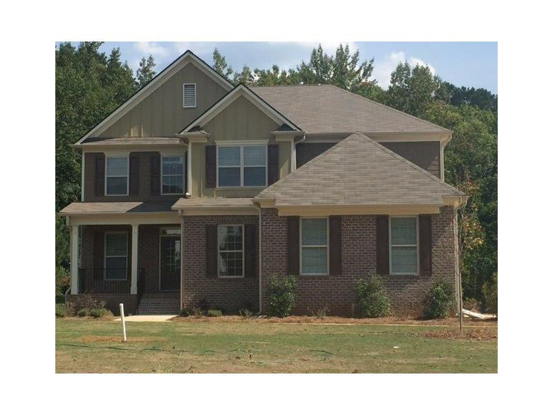 120 Loggia Point, Fayetteville, GA 30215 (MLS #5688999) :: North Atlanta Home Team