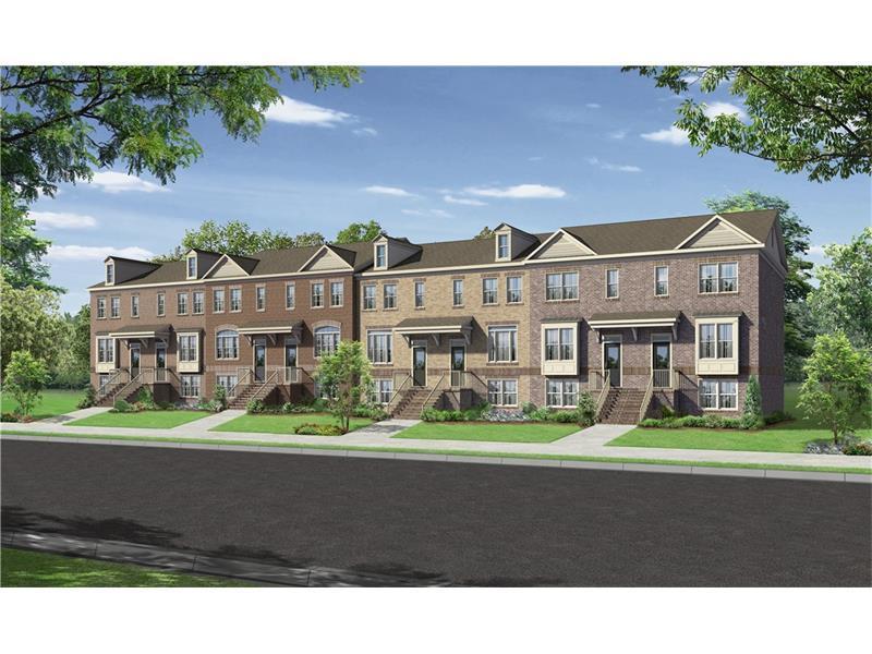 2982 Hartford Mill Place #117, Duluth, GA 30097 (MLS #5690550) :: North Atlanta Home Team